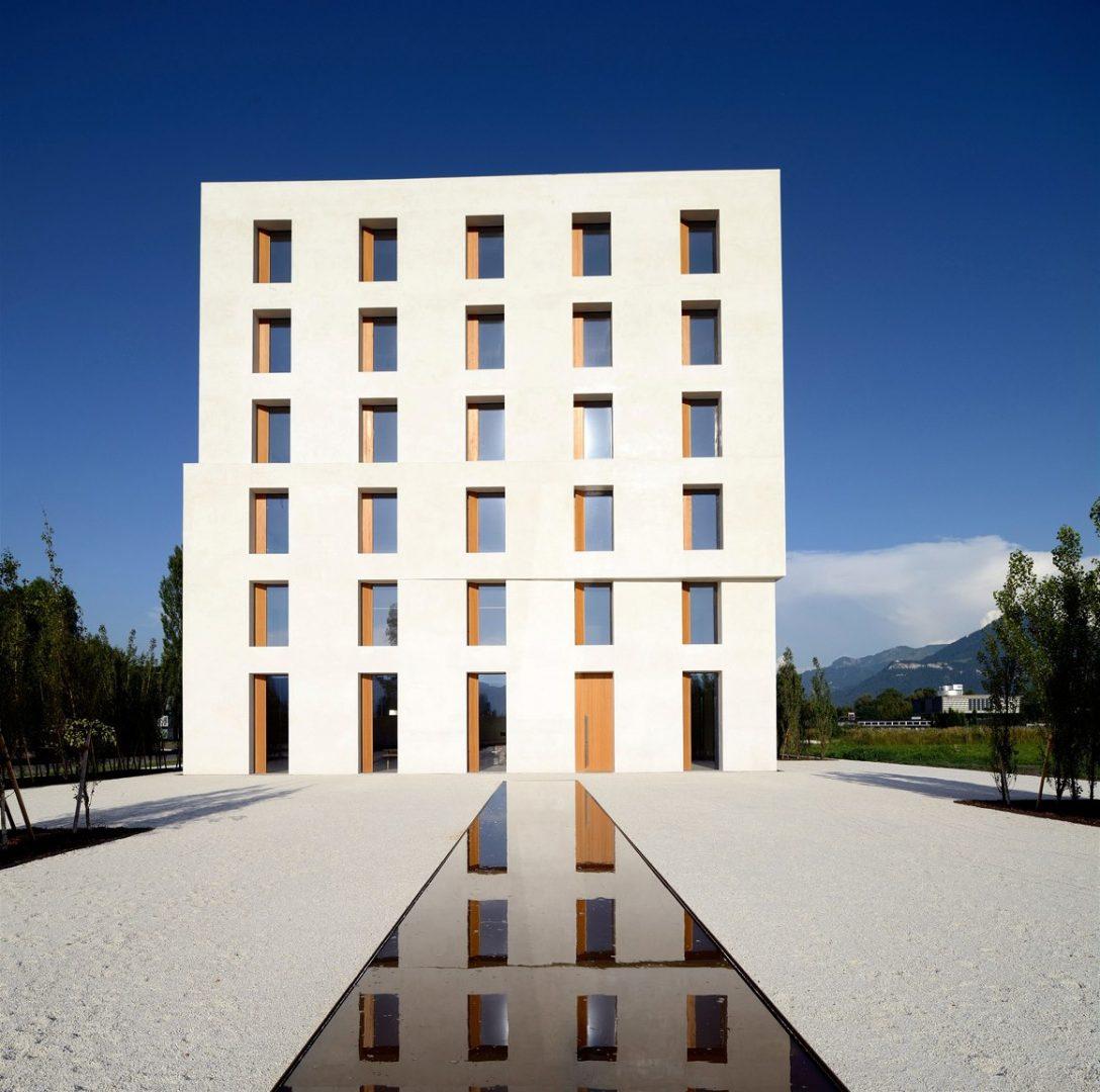 Reflexionen der Architektur - Rakúske kultúrne fórum